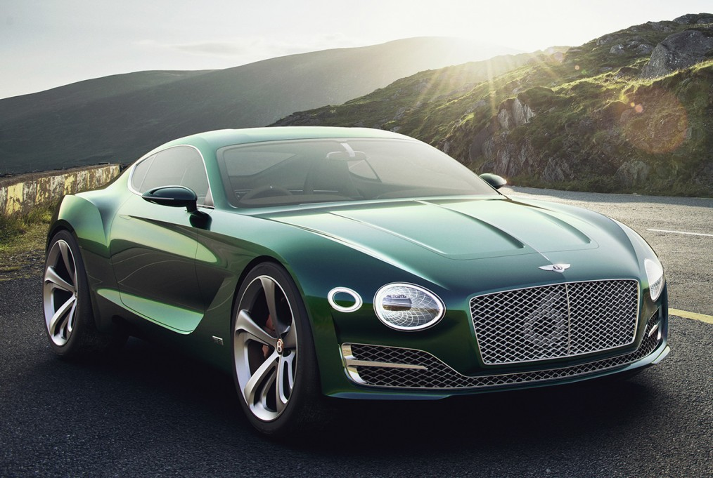 Bentley Sport-Coupé: EXP 10 Speed Concept