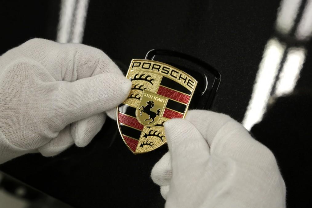 Porsche Modellprogramm